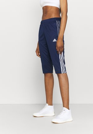 TIRO 21 - 3/4 sports trousers - navy blue