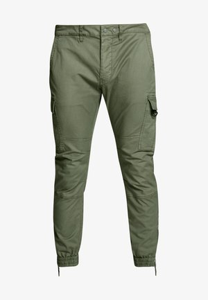 Cargo trousers - light military