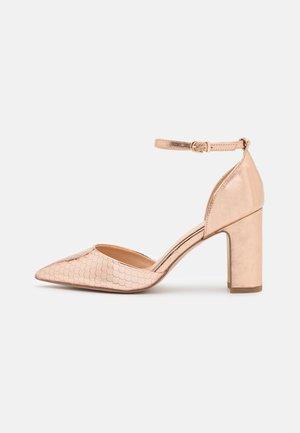 JOYUS - High heels - rose gold