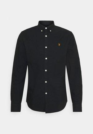 BREWER - Overhemd - black