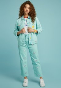 Guess - Denim jacket - himmelblau - 1