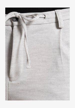 MARATHON - Trousers - hellgrau
