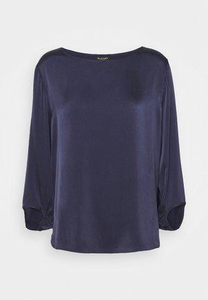 MATT NOVA - Maglietta a manica lunga - dark blue