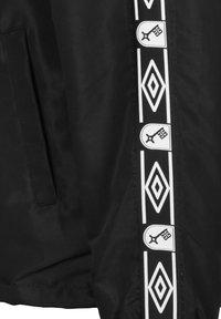 Umbro - SV WERDER BREMEN COACH HERREN - Light jacket - black - 4