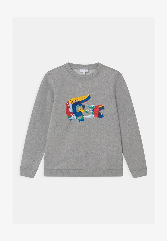 Sweatshirt - argent