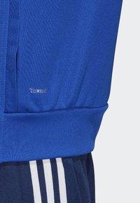 adidas Performance - TIRO 19 CLIMALITE TRACKSUIT - Veste de survêtement - blue - 5