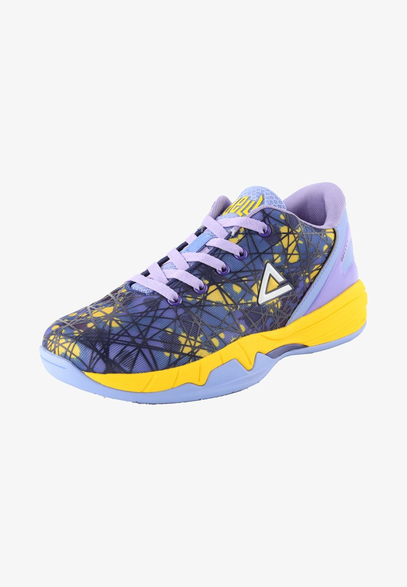 PEAK - DELLY DOWN UNDER - Sports shoes - lila