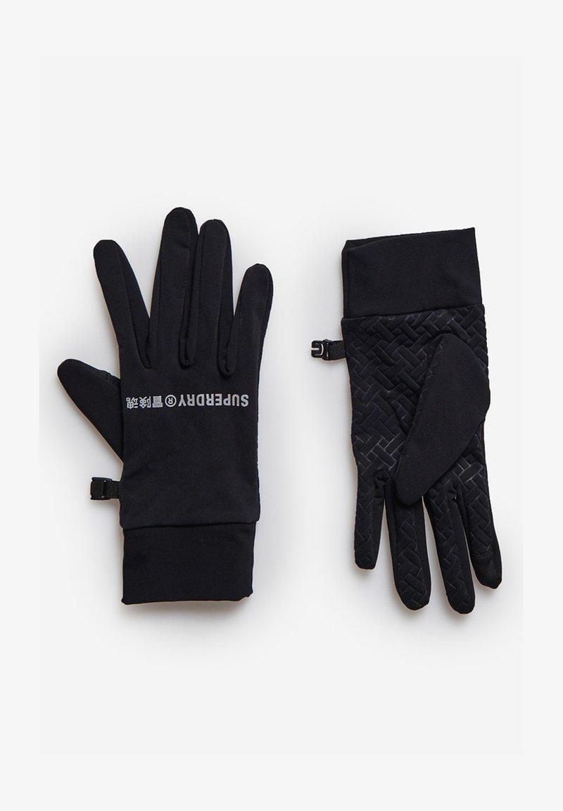 Superdry - Gloves - black