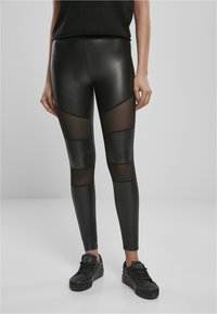 Urban Classics - Leggings - Trousers - black - 0