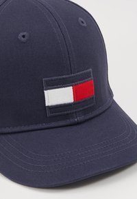 Tommy Hilfiger - BIG FLAG - Cap - blue - 2