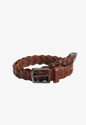 TRENZA - Belt - leather