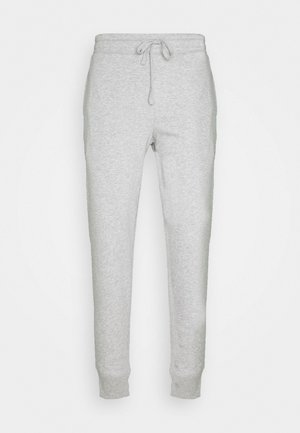V-EXL FAMILY MOMENT LOGO JOGGER - Spodnie treningowe - light heather grey