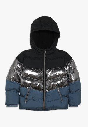 Zimní bunda - anthracite/gunmetal