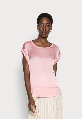 THILDE - Basic T-shirt - powder pink