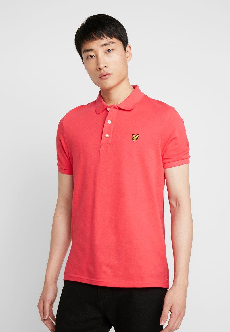 Lyle & Scott - Polo shirt - geranium pink