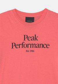 Peak Performance - ORIGINAL UNISEX - Triko spotiskem - alpine flower - 2