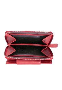 Braun Büffel - GOLF SECURE - Wallet - red - 2