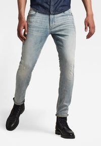 G-Star - LANCET VINTAGE NASSAU - Jeans Skinny Fit - light blue - 0