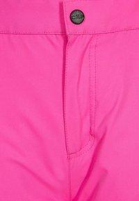 CMP - SALOPETTE UNISEX - Spodnie narciarskie - pink fluo - 2