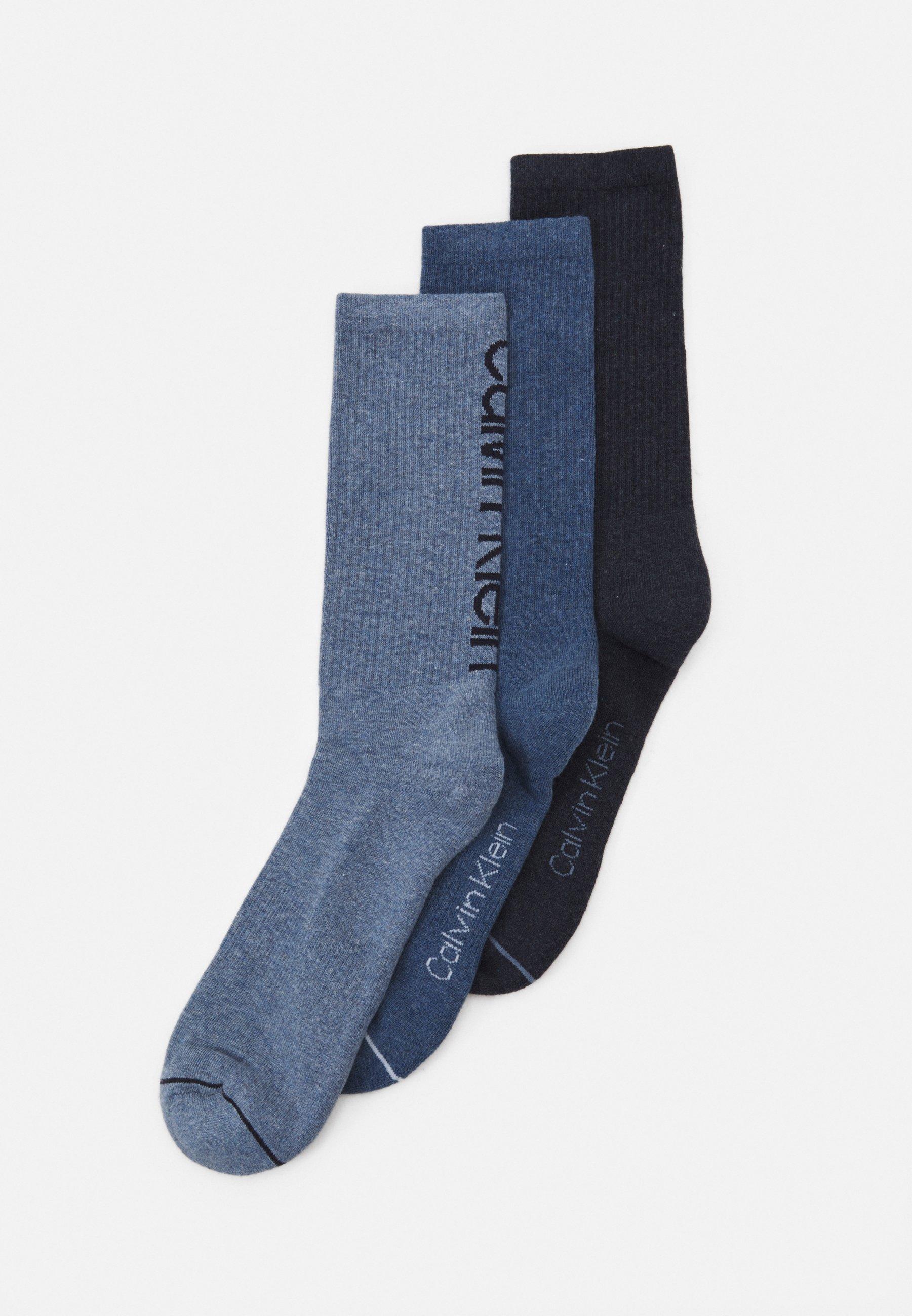Femme SOCK ATHLEISURE 3 PACK UNISEX - Chaussettes