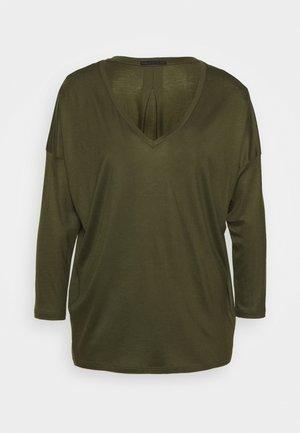 VENJA - Maglietta a manica lunga - grün