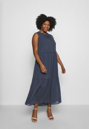 MSILLA, LONG DRESS - Vapaa-ajan mekko - mood indigo