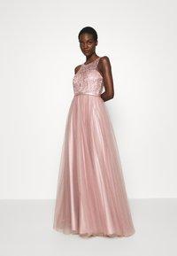 Luxuar Fashion - Suknia balowa - mauve - 0