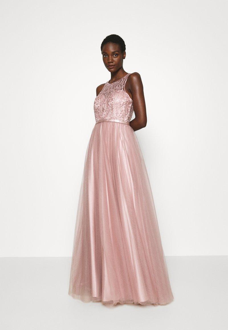 Luxuar Fashion - Suknia balowa - mauve