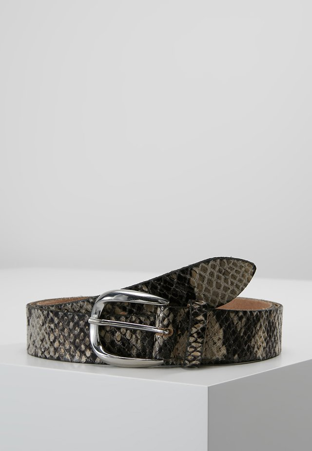Ceinture - natural multi