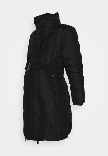 COAT BABY CARRIER - Winter coat - black