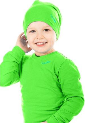 Beanie - apfelgrün