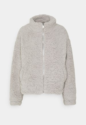 CLEO FUNNEL NECK  - Vinterjacka - grey