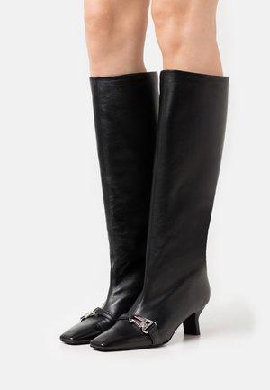STIVALE DONNA BOOT - Bottes - black