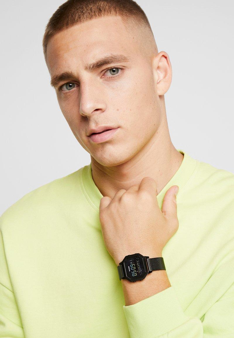 Nixon - SIREN LUX - Digital watch - all black