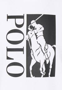 Polo Ralph Lauren - DOUBLE TECH - Sweatshirt - white - 7