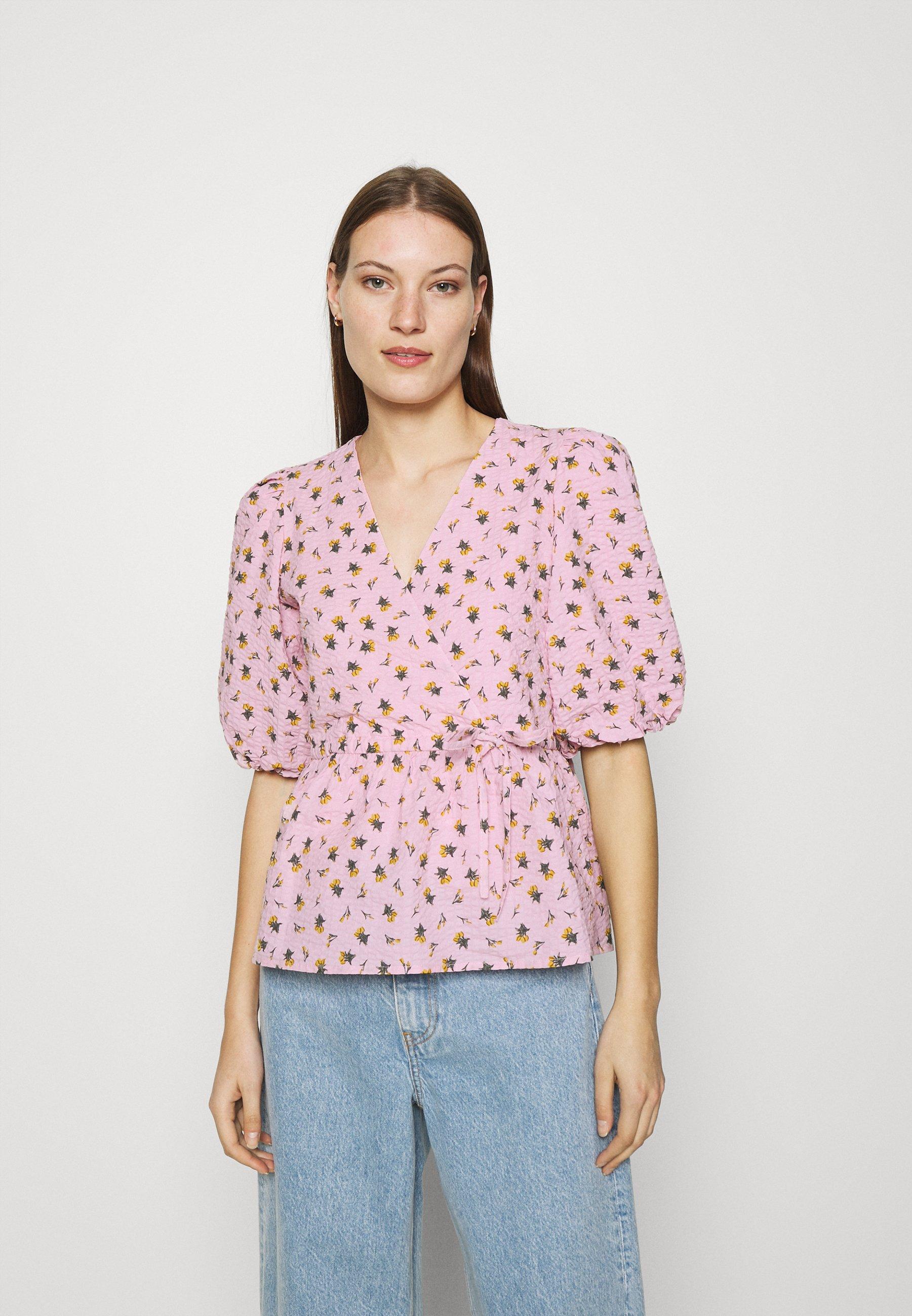 Femme AVERY BLOUSE - T-shirt imprimé