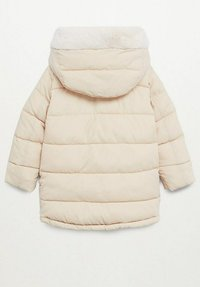 Mango - CRAYON - Winter coat - ecru - 1