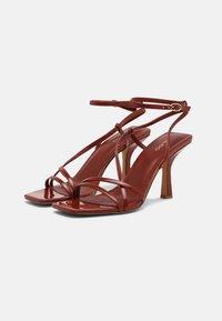 ALDO - RENDALITH - Sandals - medium red - 2