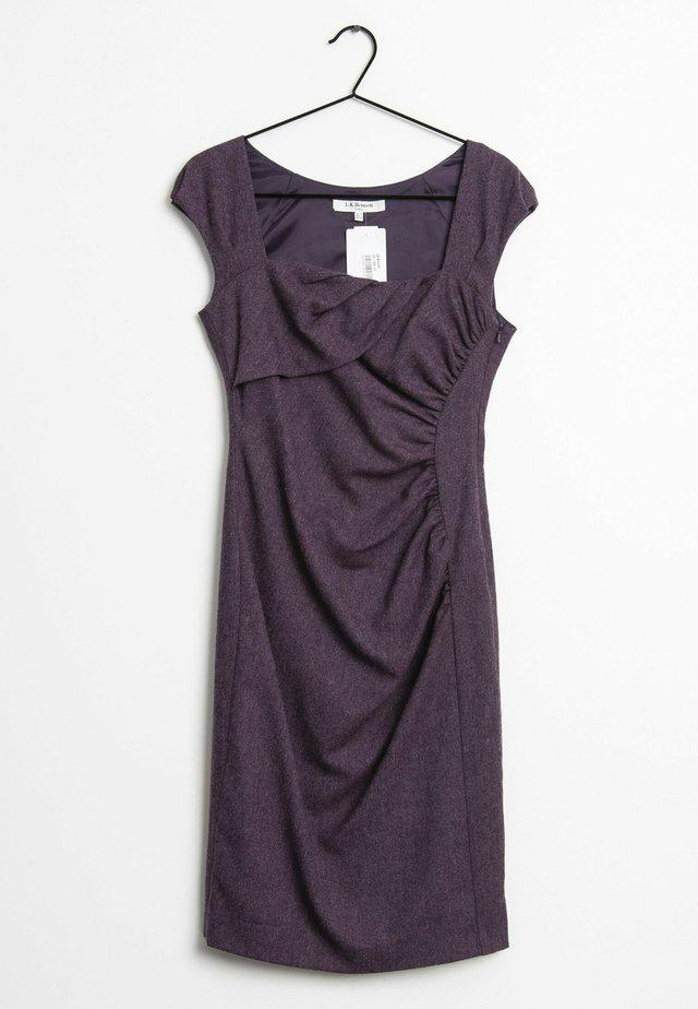 Vestido de tubo - purple