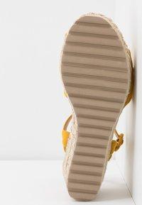 Refresh - Sandały na platformie - panama - 6
