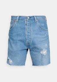501®93 - Denim shorts - indigo eyes