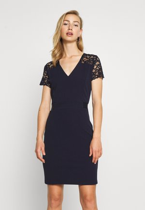 ROBY - Shift dress - marine