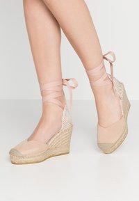 Vidorreta - High heeled sandals - nude - 0