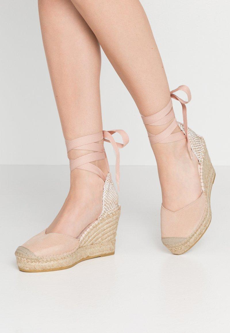 Vidorreta - High heeled sandals - nude