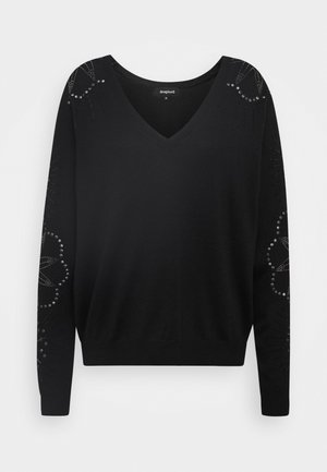 JERS VANCOUVER - Pullover - black