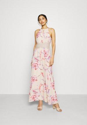 VIMILINA FLOWER DRESS - Robe de cocktail - birch/lana