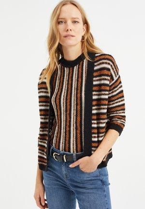Cardigan - multi-coloured