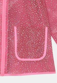 Marks & Spencer London - RAINBOW  - Waterproof jacket - pink - 2