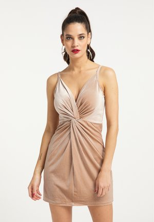 Cocktail dress / Party dress - champagner