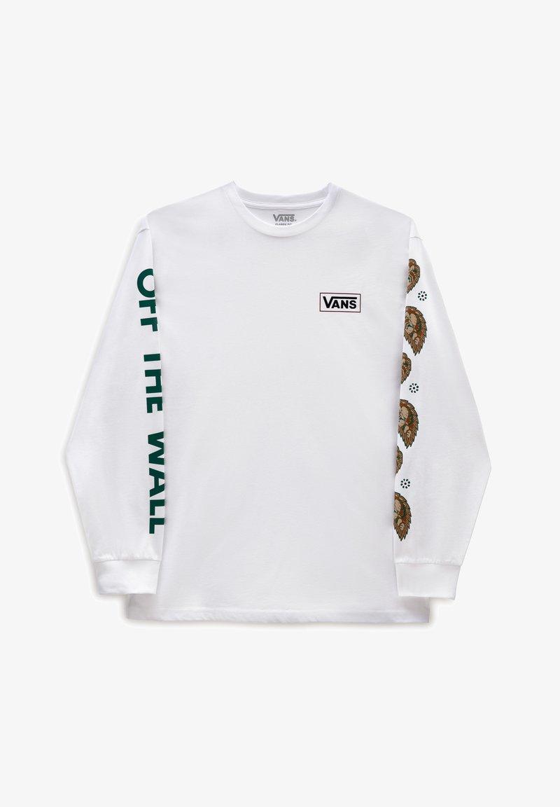 Vans - Long sleeved top - white